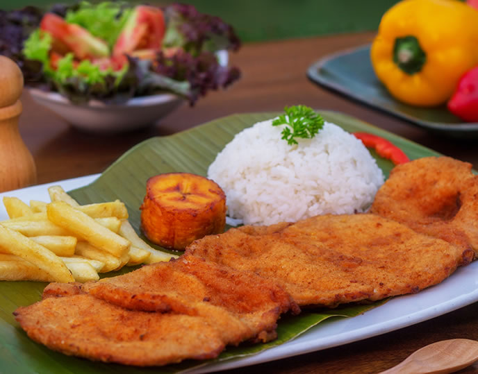 traditional colombian food